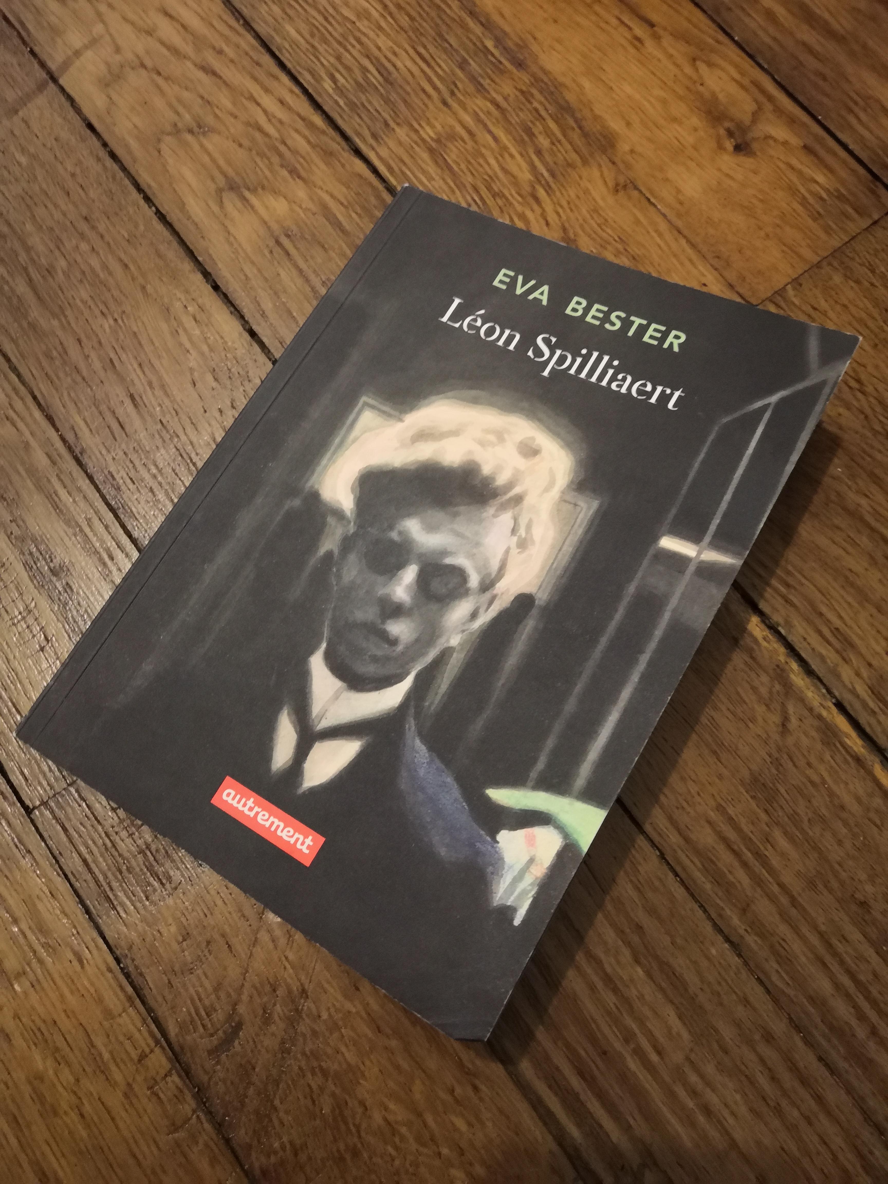Léon Spilliaert - Eva Bester - Editions Autrement